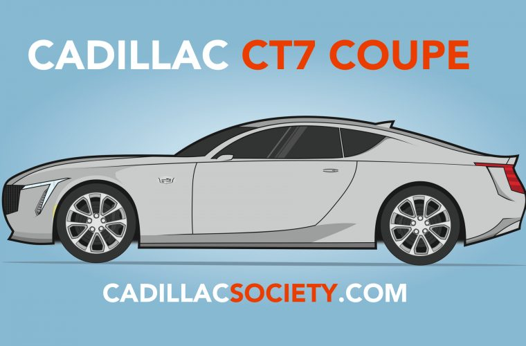 Large Cadillac Coupe Rendered From Design Patent Images