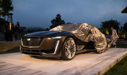Here's What We Know About The Cadillac Celestiq Flagship Sedan