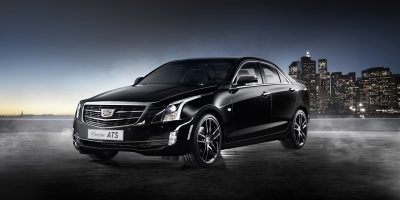 Limited-Edition Cadillac ATS Supreme Black Descends Upon Korea