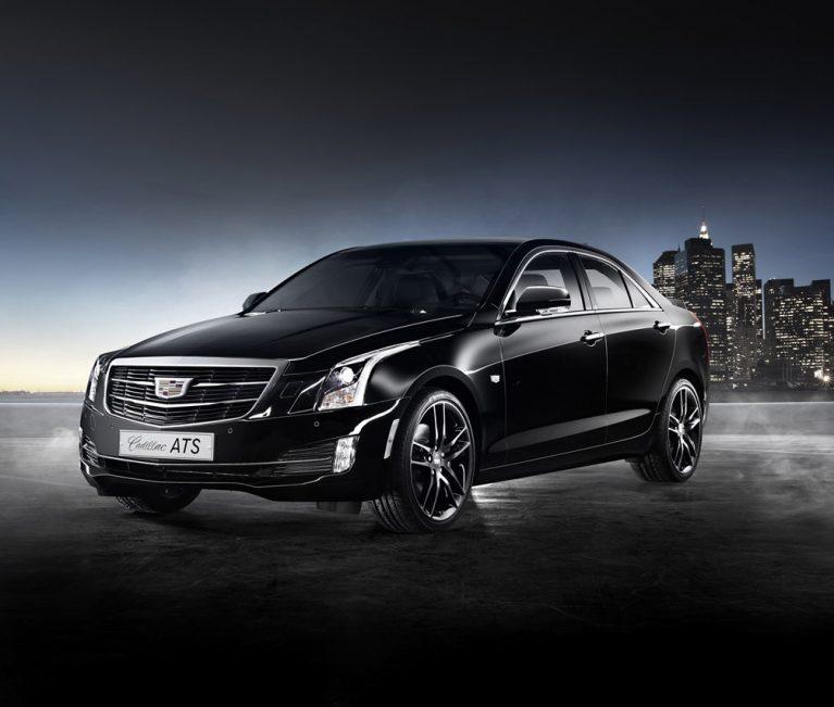 Limited-Edition Cadillac ATS Supreme Black Descends Upon Korea