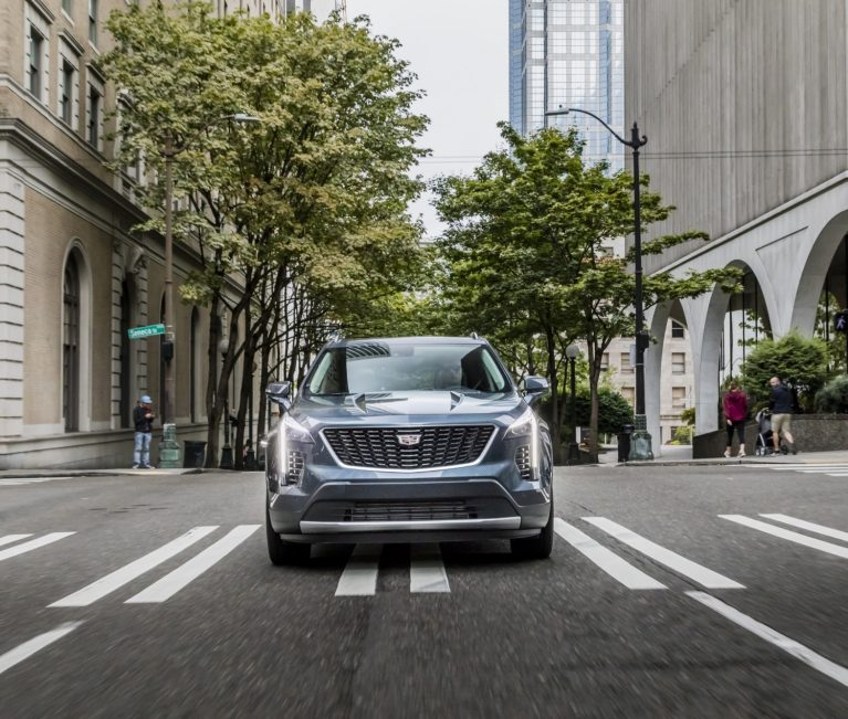 2019 Cadillac XT4 And Its Optional Towing Package: Feature Spotlight