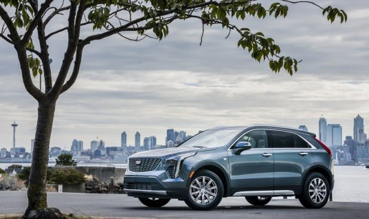 Cadillac XT4 vs. Mercedes-Benz GLA And GLB: Dimensional Comparison