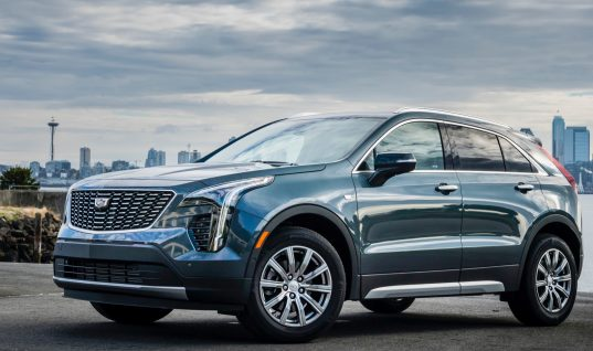 2020 Cadillac XT4 To Receive New Off-Road Mode