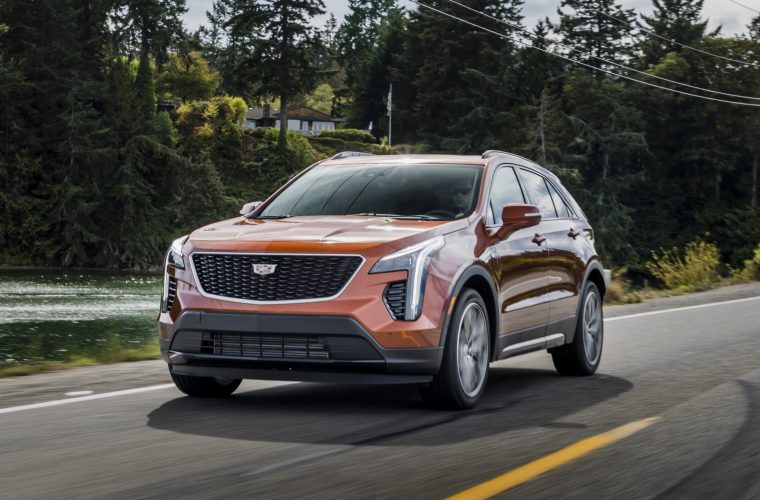Cadillac XT4 Sport Finally Launches In Mexico