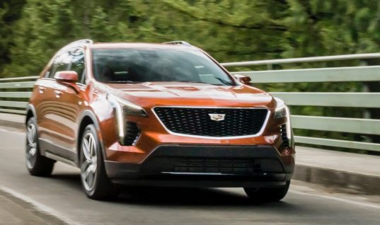 Cadillac XT4, XT5, XT6 Crossovers Are Just Begging For Performance Variants