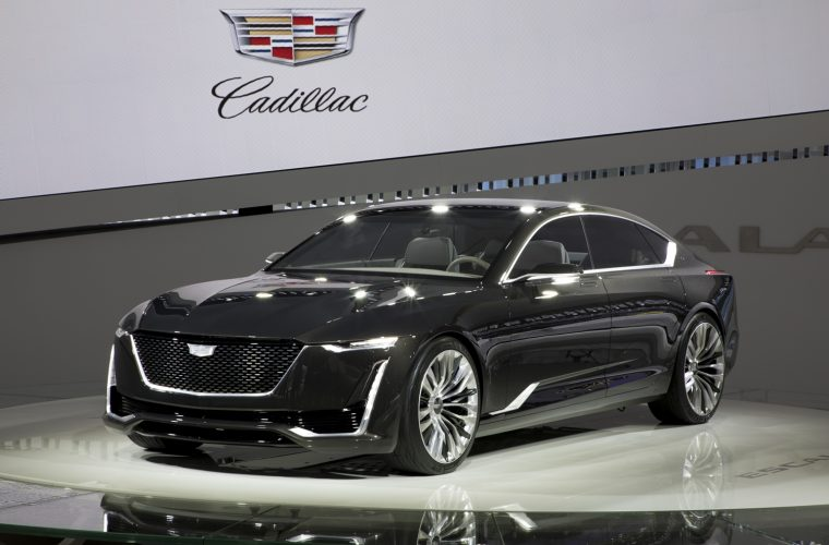 Cadillac Celestiq Was Initially Planned With Internal Combustion Engine