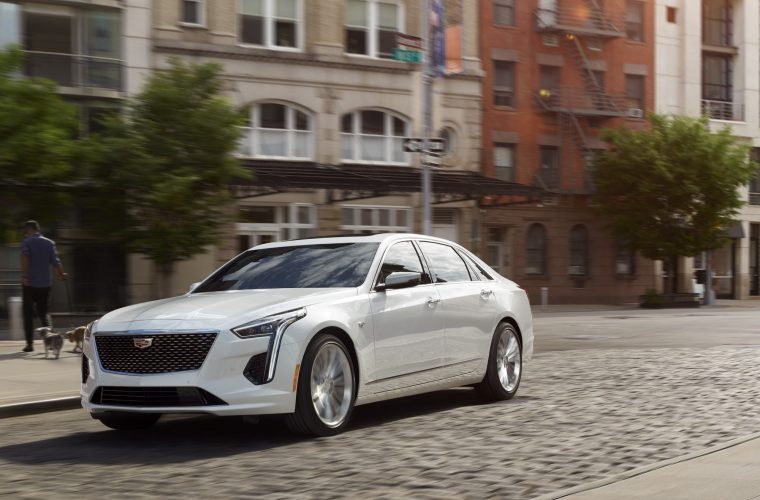 2020 Cadillac CT6 Starting Price Jumps Over $8,500