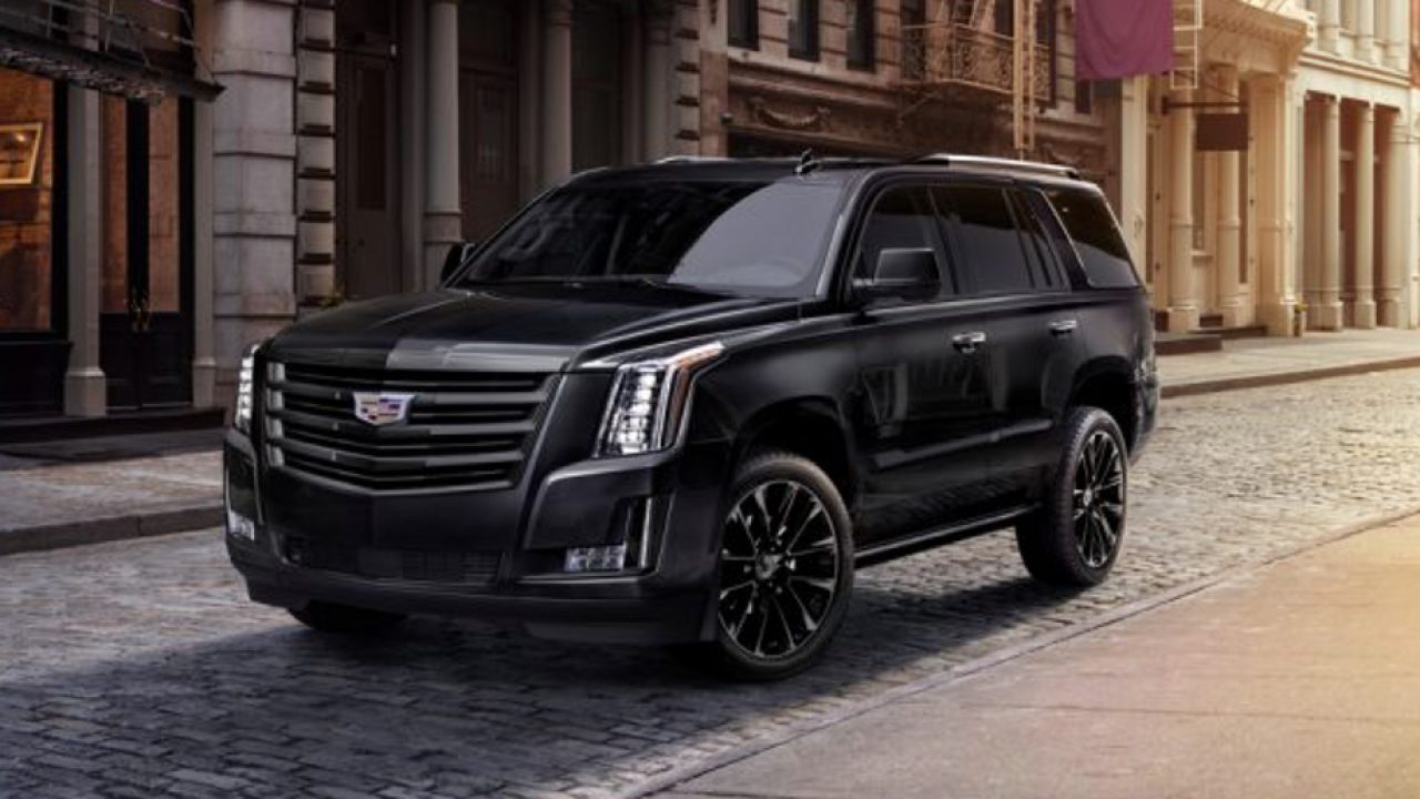 2020 Cadillac Escalade Vsport Pricing