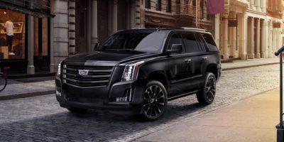 2019 Cadillac Escalade Sport Brings Aggressive Black-Accent Look