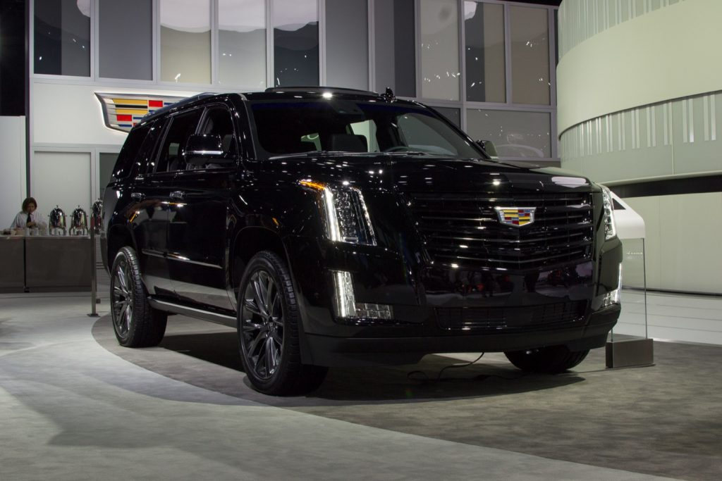 The 2015-2020 Cadillac Escalade design still resonates with buyers.