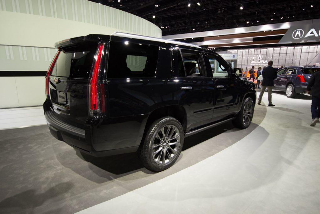 2015-2020 Cadillac Escalade