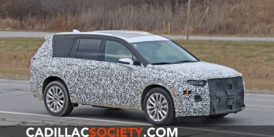 Cadillac XT6 To Feature Driver-Defeatable Engine Stop-Start
