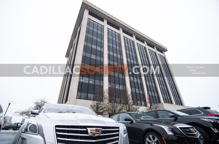 Exclusive Photos Show New Cadillac Headquarters Office In Michigan