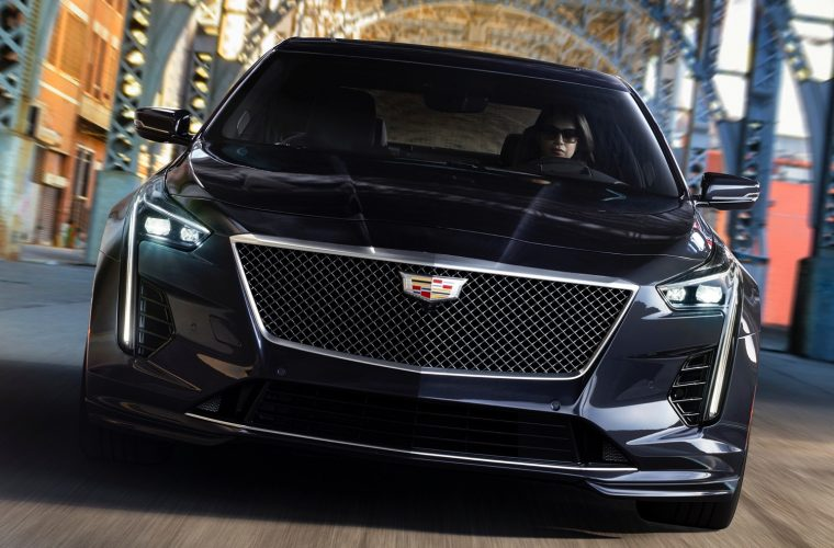 Cadillac's 2019 CT6-V Starts At $88,790, Limited To 275 Units