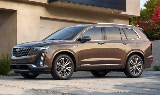 This Is The 2020 Cadillac XT6