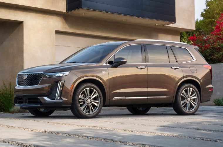2019 Cadillac XT6: New Mid-Size 3-Row Crossover SUV >> This Is The 2020 Cadillac Xt6