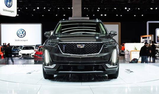 Cadillac XT6 Features Six USB Ports