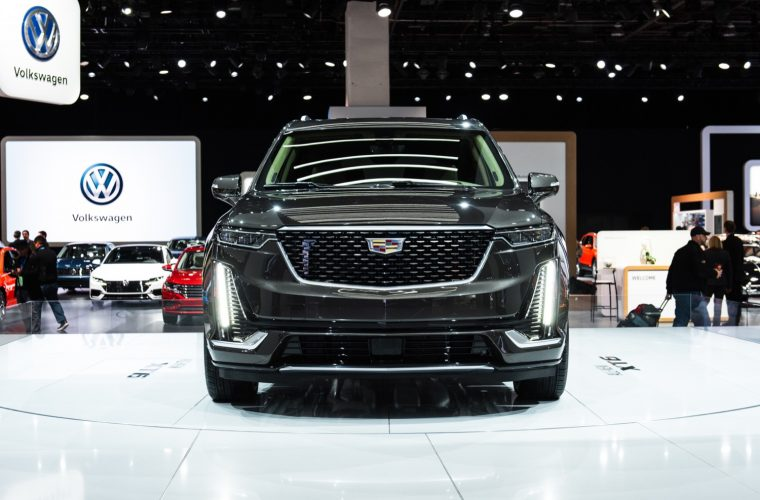 How Cadillac XT6 Trims Deliver Different Driving Dynamics