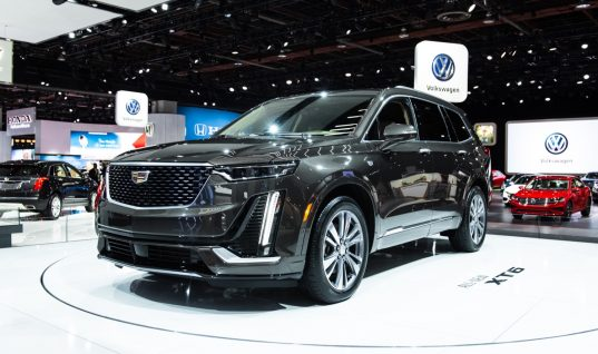2020 Cadillac XT6 Crossover Begins To Arrive At Dealers