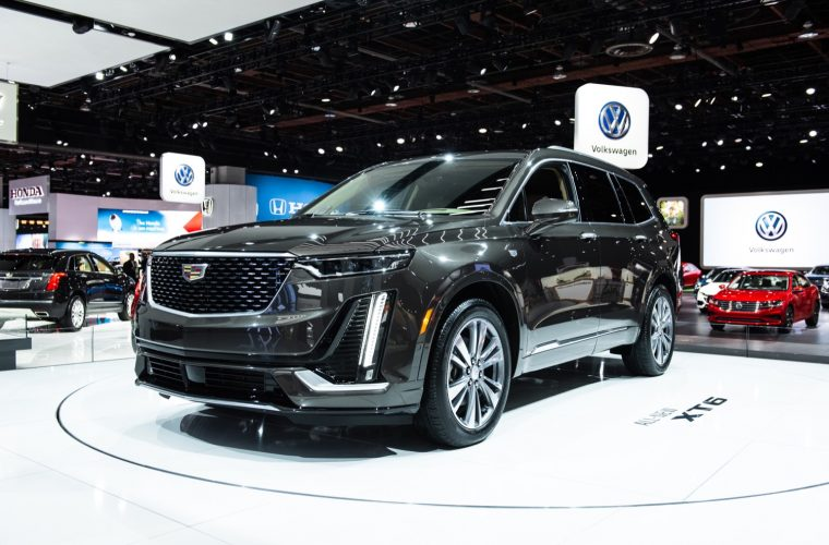 2020 Cadillac Xt6 Platinum Package Uncovered