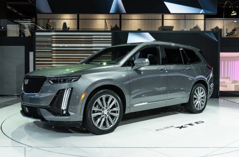2020 Cadillac XT6: Design, Specs, Equipment, Price >> 2020 Cadillac Xt6 Design Specs Equipment Price Upcoming New