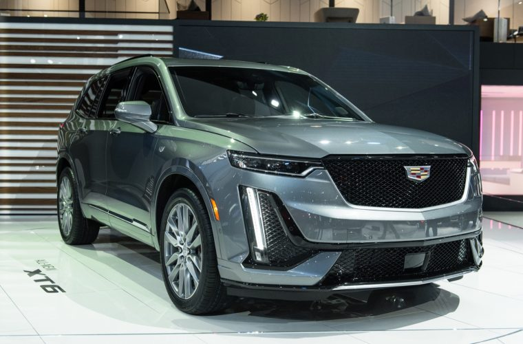 2020 Cadillac XT6 Seats 7 Passengers Standard, 6 Optional