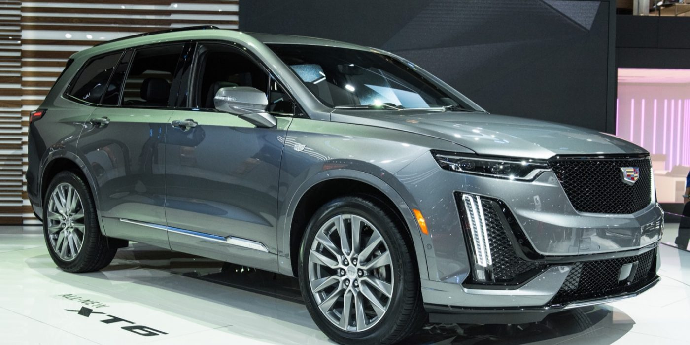 Cadillac XT6 Priced To Start At $53,690