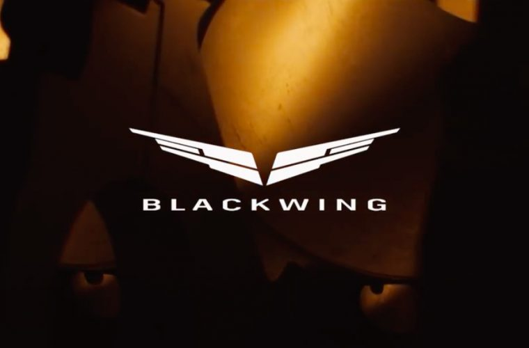 Here's Why Cadillac's New Twin Turbo V8 Engine Is Called Blackwing