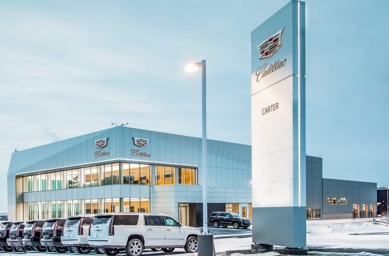Certain Cadillac Dealers Offered Buyout Packages As Part Of EV Push