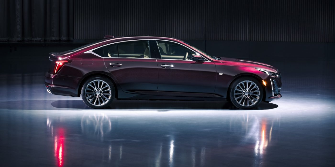 2020 Cadillac CT5 Revealed In Surprise Announcement
