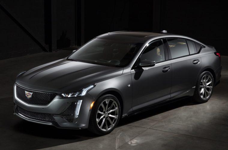 2020 Cadillac CT5 Sport Offers Three Brake Caliper Colors