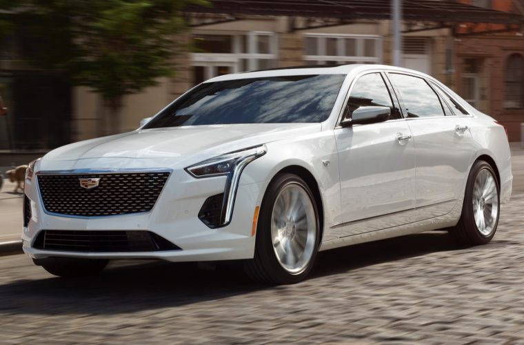 Cadillac CT6 With 2.0L Turbo No Longer In Production