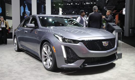 Cadillac CT5 Will Not Offer 120-Volt Electrical Outlet
