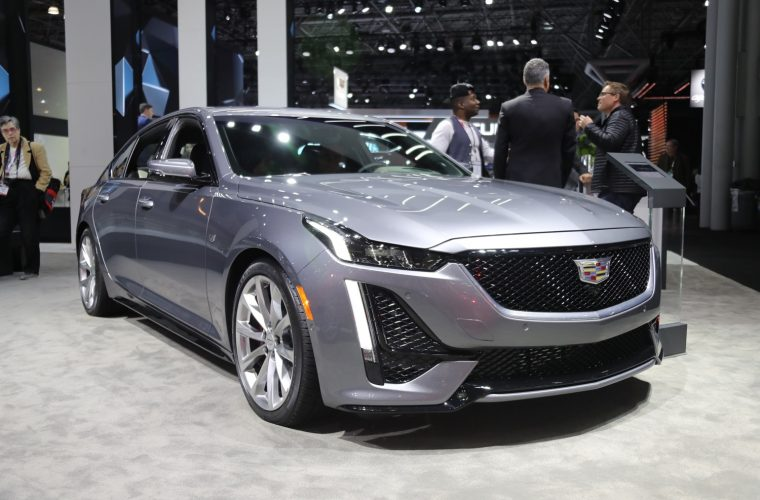 2020 Cadillac CT5 Introduces New Digital Vehicle Platform / Electrical Architecture