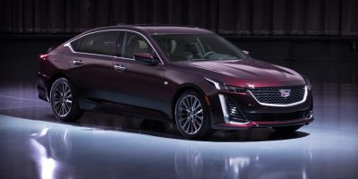 Cadillac CT5 Prepares For Official Launch In China