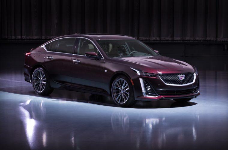 All-New Cadillac Key Fob Introduced On 2020 Cadillac CT5