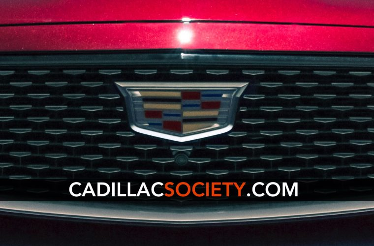 There's Something Different About The 2020 Cadillac CT5 Logo