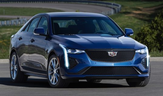 Cadillac CT4 Second Cadillac Model To Use Global B Electronic Architecture