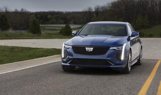 Cadillac CT4-V Won't Receive Manual Transmission