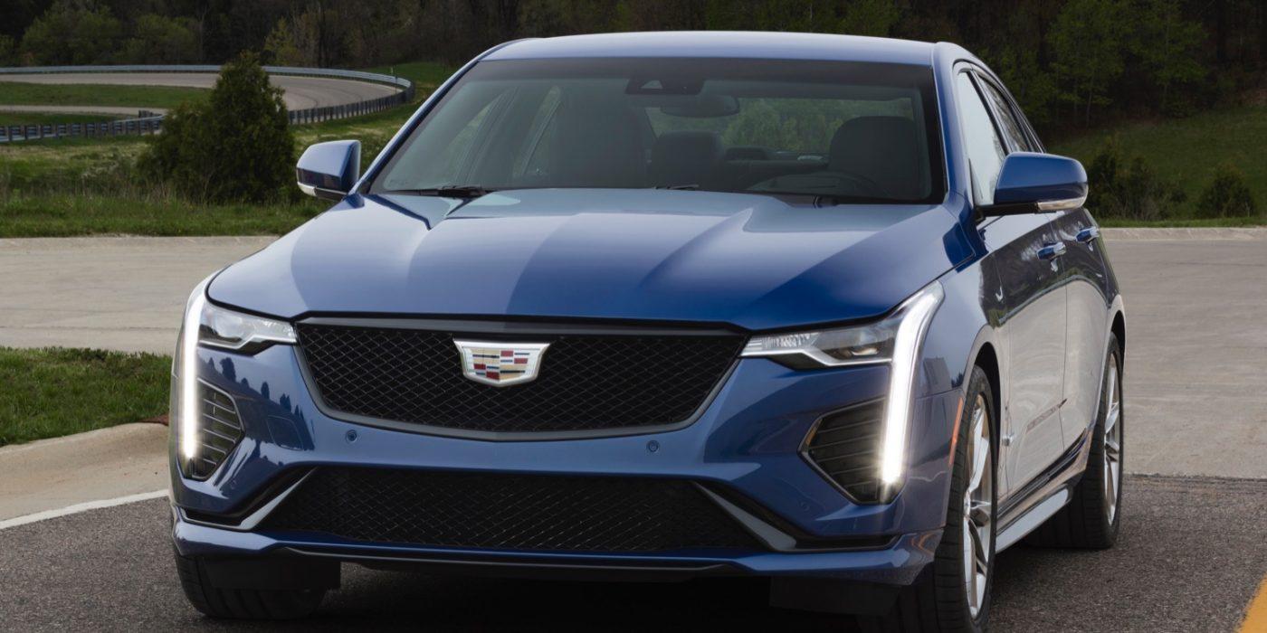 Cadillac CT4 vs. Cadillac ATS: Exterior, Interior, Cargo Dimensions