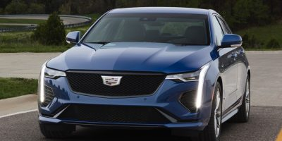 Cadillac CT4 Starting Price Set At $33,990