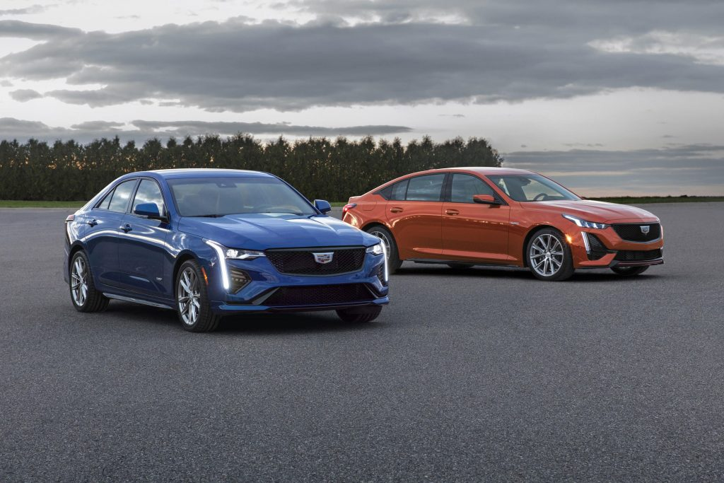 Next-Level Cadillac V-Series Cars To Be Called Blackwing