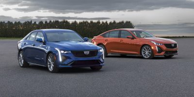 Cadillac Finally Resumes Production Of CT4 And CT5 Luxury Sedans