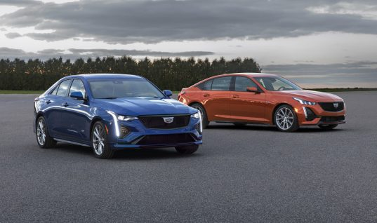 Cadillac CT4-V, CT5-V Not Coming To China