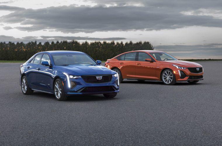 Cadillac CT4-V, CT5-V Not Coming To China
