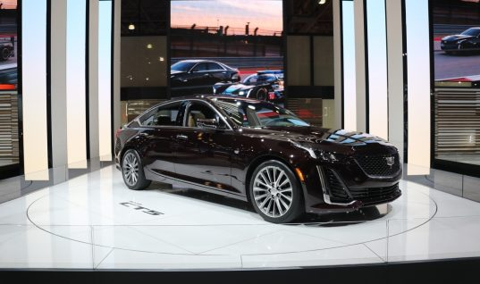Is The Cadillac CT5 Coming To Australia?