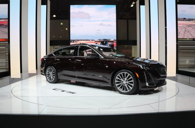 The Cadillac CT5 Has 30 Percent Less Cargo Room Than BMW 3 Series