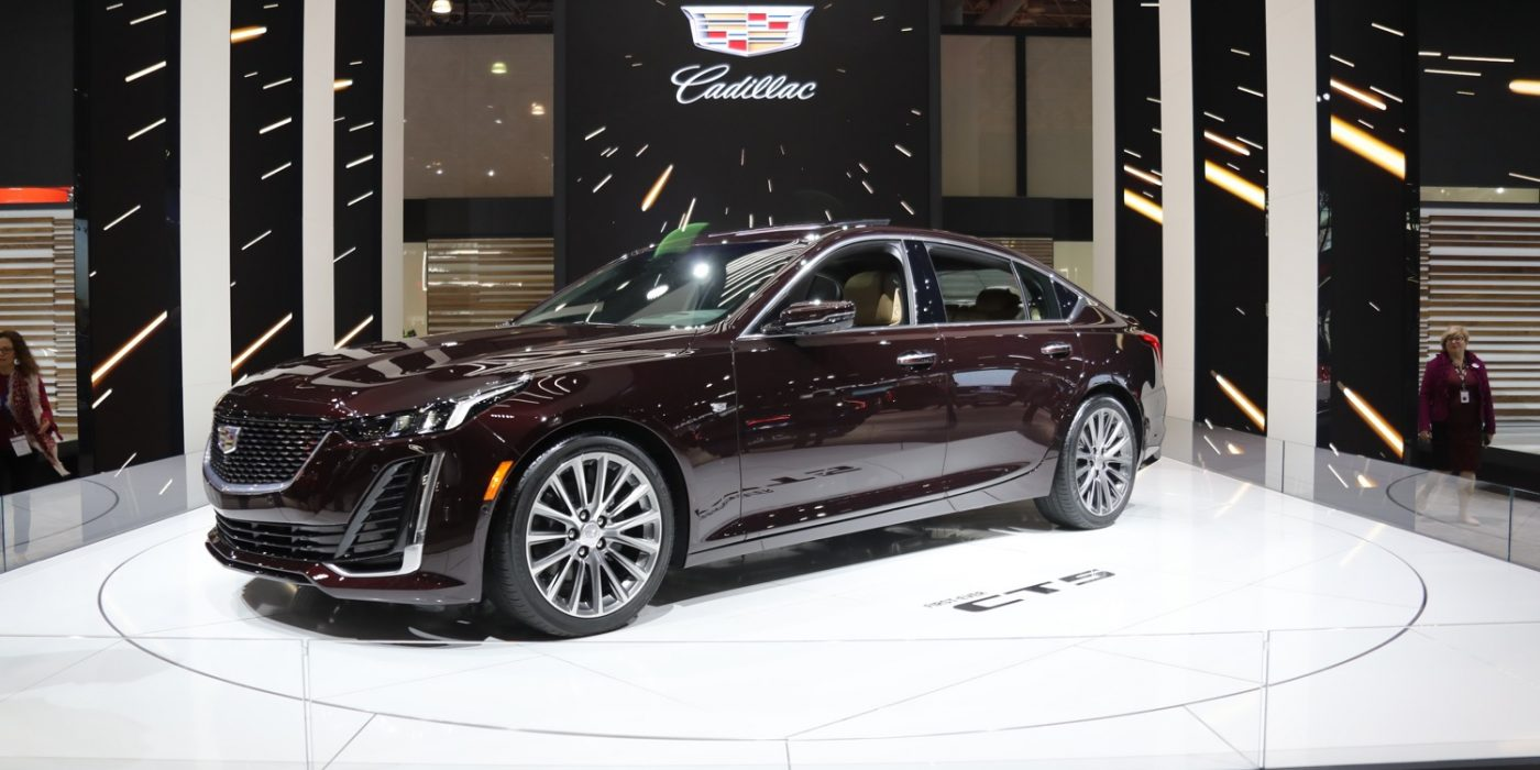 Cadillac CT5 Uses Identical Passive Dampers For All Non-V-Series Models