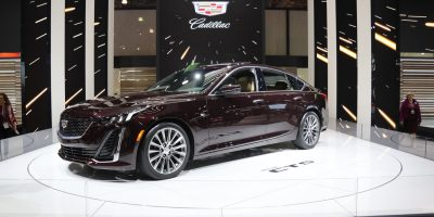 2020 Cadillac CT5 Premium Luxury: Live Photo Gallery