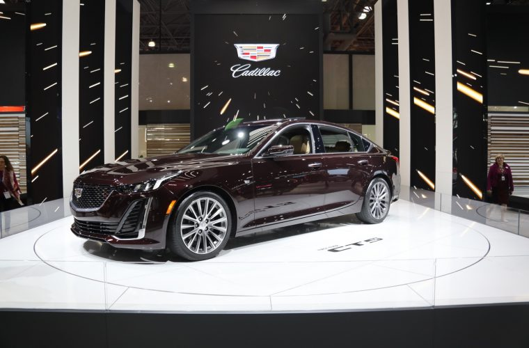 2020 Cadillac CT5 Pricing Announced